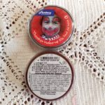 Fasching/Party Theater Make Up, braun, 25g Dose